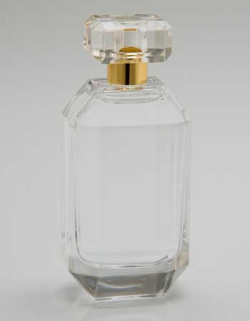 Emerald Hi-Profile Perfume Bottle
